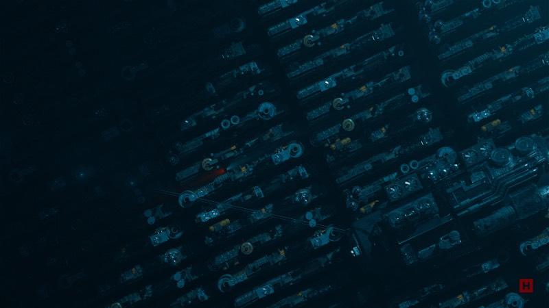 Em seu novo projeto pessoal chamado de 0110, o artista sul-coreano Taehoon Park leva sua audiência para um sombrio futuro onde a tecnologia devastou todo o mundo. Nessa realidade, máquinas inteligentes ameaçam o que sobrou da humanidade e um sobrevivente tenta fugir.